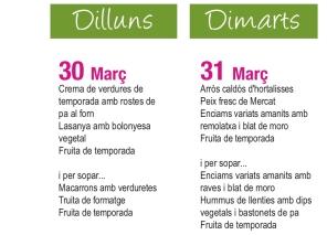 menú abril escola arc iris